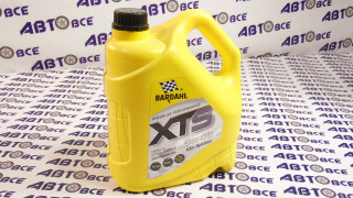 Масло моторное 5W40 (синтетика) SN/CF XTS BARDAHL 4л.