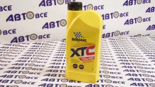 Масло моторное 10W40 (полусинтетическое) SN/CF XTC 1L