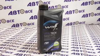 Масло моторное 5W40 (синтетика) SN/CF VITALTECH PI C3 WOLF 1L