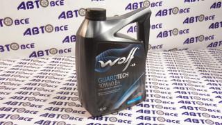 Масло моторное 10W40 (полусинтетическое) SL/CF GUERDTECH WOLF 4L