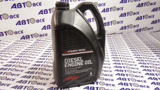 Масло моторное 5W30 (синтетика) MITSUBISHI DIESEL DPF 4L