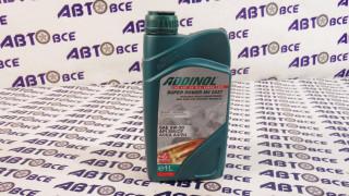 Масло моторное 5W30 (синтетика) SM/CF A3/A4 Super Power MV0537 ADDINOL 1L