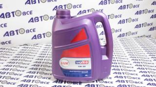 Масло моторное 5W30 (полусинтетическое) SJ/CF API SGCD 4L LUXE