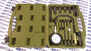 Компрессометр для дизельных двигателей с насадками ДелоТехники