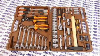 НАбор инструмента 1/4 12DR 77 предметов. OMBRA