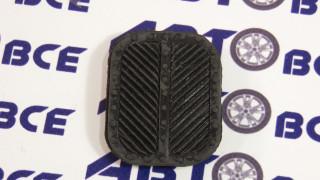 Накладка (резинка) педали тормоза и сцепления ВАЗ-2101-07 Сызрань