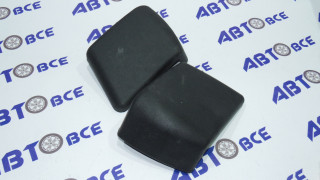 Накладка бампера (клыки) ВАЗ-2105 передние