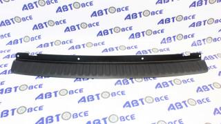 Защитная накладка заднего бампера ВАЗ-2170 Тюн-Авто