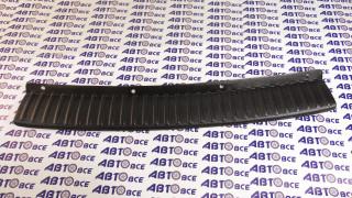 Защитная накладка заднего бампера ВАЗ-1117,2194 универсал Тюн-Авто