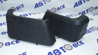 Накладка бампера (клыки) ВАЗ-2121 перед.к-т Автопласт