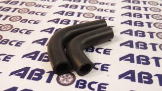 Патрубки печки (отопителя) к-т 2 шт. ВАЗ-2121-21213 БРТ