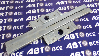 Планка крепления стекла переднего ВАЗ-2109 (к-т 2шт)