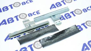 Планка крепления стекла переднего ВАЗ-2105 (к-т 2шт) с резинкой Автоваз