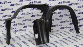 Подкрылки переднего крыла ВАЗ-2110 (к-т 2шт) завод Сызрань