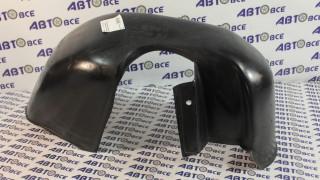 Подкрылки (локера) задние ВАЗ-2190 (пара)