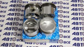 Поршневая группа (поршня-пальцы-кольца) 76.0 D (стандарт) ВАЗ-2108 (1.3) СТК