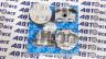 Поршневая группа (поршня-пальцы-кольца) 77.5 А (2-й рем) ВАЗ-11194 (16V) СТК