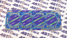 Прокладка ГБЦ 16V 1.4-1.6 Lacetti,Aveo,Nexia,Cruze металл (109л.с) 2 овал. отверст. PMC