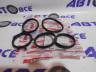 Прокладка ресивера (впуск) рез.кольца 1.6 16V ВАЗ-2170-2190-1194 (под элект.педаль) БРТ