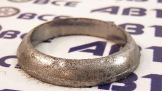 Прокладка приемной трубы (кольцо графит) Logan 8V RENAULT
