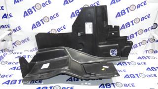 Пыльник (брызговик) двигателя правый Aveo T300 GM