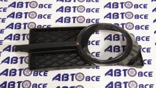 Рамка туманных фар Aveo 3 T250 левая в сборе черная ARIRANG