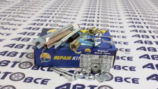 Рем.комплект колодок задних левый Lanos,Nexia AMD