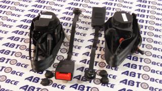 Ремни безопасности передние (к-т 2шт) ВАЗ-2101-05-07 Автоваз