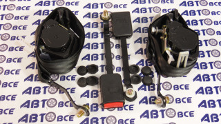 Ремни безопасности передние (к-т 2шт) ВАЗ-2108-09-14-15 Автоваз