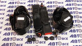 Ремни безопасности задние (к-т 2шт) ВАЗ-21099-15 Автоваз