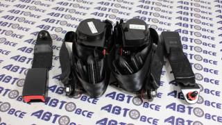 Ремни безопасности задние (к-т 2шт) ВАЗ-2110-2170 Автоваз
