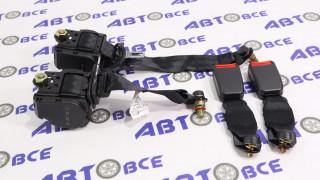 Ремни безопасности задние (к-т 2шт) ВАЗ-2112-2172 Автоваз