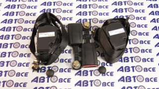 Ремни безопасности передние (к-т 2шт) ВАЗ-1118-117-119 Автоваз