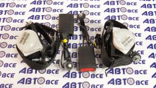 Ремни безопасности передние (к-т 2 шт) ВАЗ-2190 (Н.О-под датчик) Автоваз