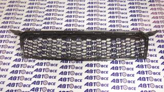 Решетка радиатора (под окрас) Aveo T255 (верх.) SAT
