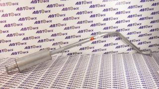 Резонатор (средняя часть) Aveo (1,2,3) (металл.) TRANSMASTER