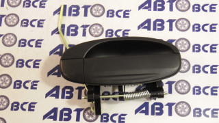 Ручка двери наружная задняя левая Aveo T200 GM