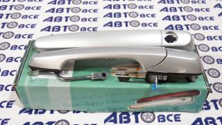 Ручки наружные евро (к-т 2 шт) ВАЗ-2108-2113 Снежная Королева ТюнАвто