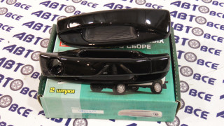 Ручки наружные евро (к-т 2шт) ВАЗ-21214 Черный Лак Тюн-Авто