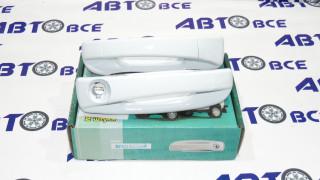Ручки наружные евро (к-т 2шт) ВАЗ-21214 Белое Облако