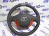 Руль (колесо рулевое) ВАЗ-2108-10 ГРАНД-ТУРБО круглый дерево