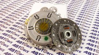 Сцепление Largus 1.6 (под гидровыжим) (мотор автоваз) без выжимного LUK