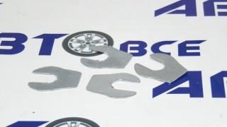 Шайба сход-развала 0.8мм ВАЗ-2101 (к-т 4 шт)
