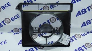 Корпус отопителя (печки) ВАЗ-2105 (середина,диффузор)