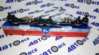 Трапеция рулевая (тяги) ВАЗ-2101-2107 (к-т) БЗАК