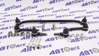 Трапеция рулевая (тяги) ВАЗ-2121-21213 БЗАК комплект