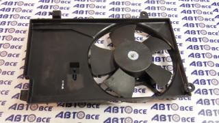 Вентилятор кондиционера Aveo3 T250 (малый) NISSENS