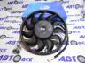 Вентилятор основной (охл.) ВАЗ-2107-09-15-2110 (2170 без конд.) LUZAR