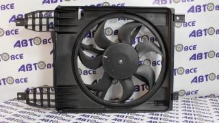 Вентилятор основной (охл.) Aveo T 255 в сборе STELLOX