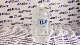Вода дистилированная 5Л ECO Active
